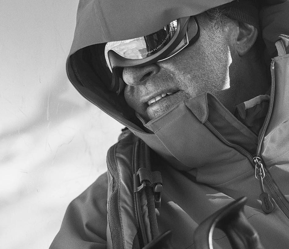 Mark Seaton, International Mountain Guide